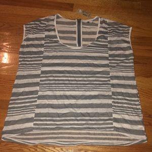 NWT American Eagle Stripped Shirt